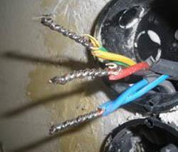 Правила электромонтажа электропроводки в помещениях. Краснослободские электрики.